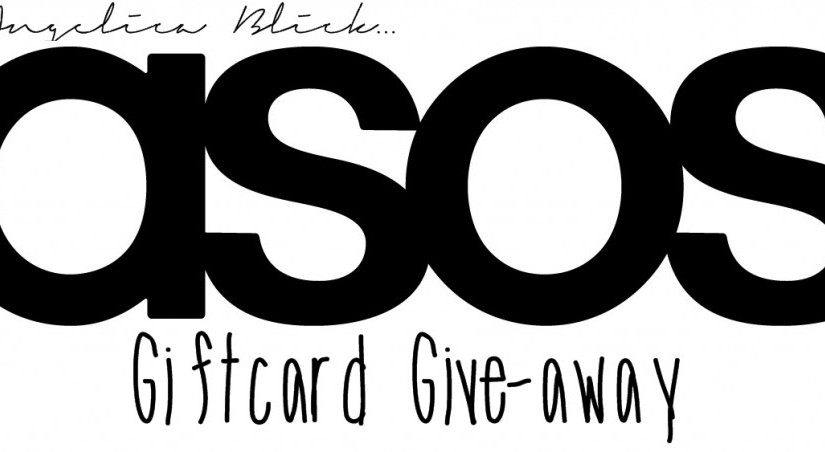 126f036a77b Asos Give-away - Angelica Blick