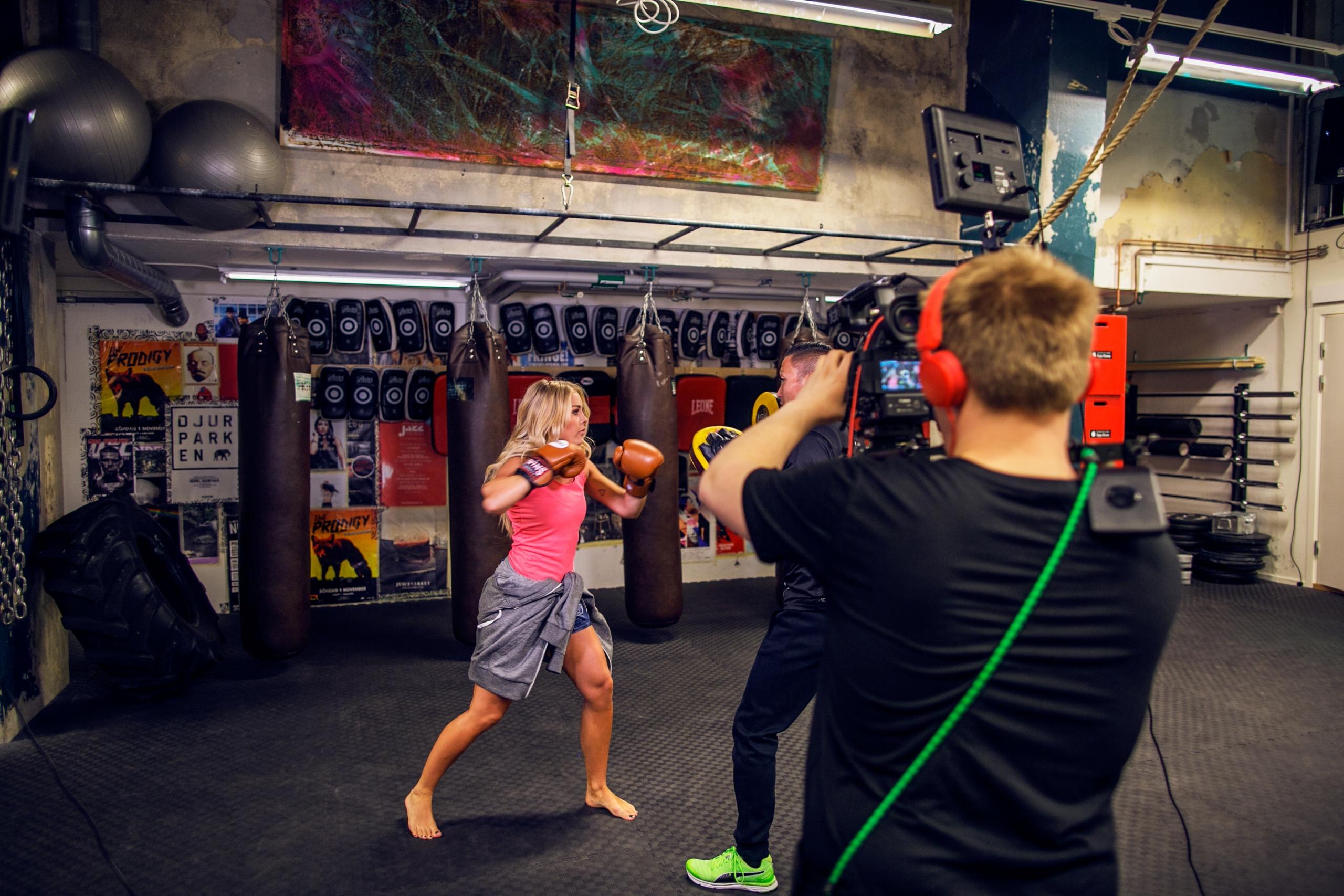 thaiboxning i stockholm