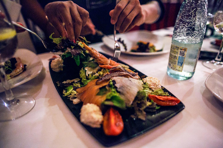 Good food Barcelona