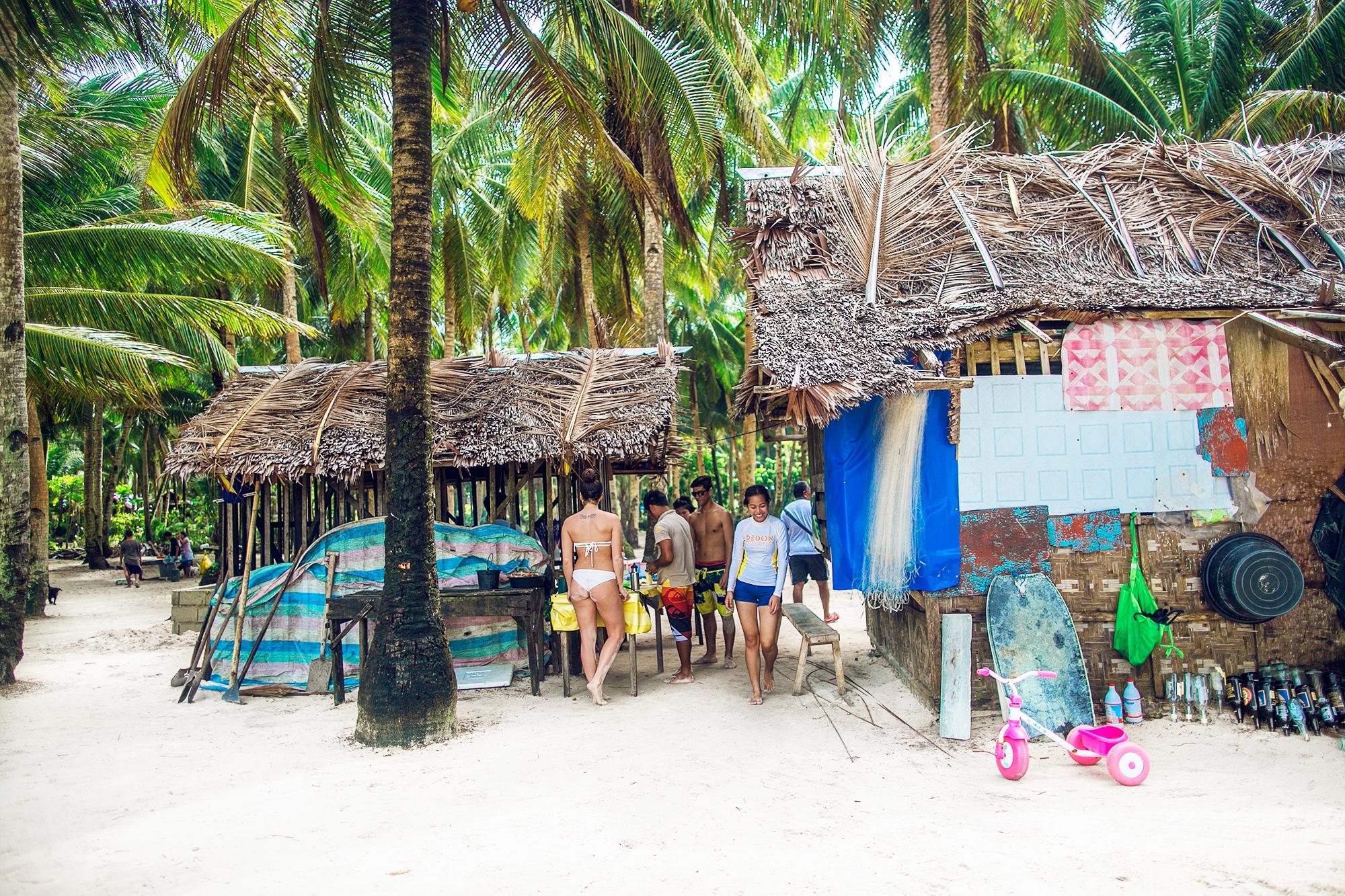 Daku island
