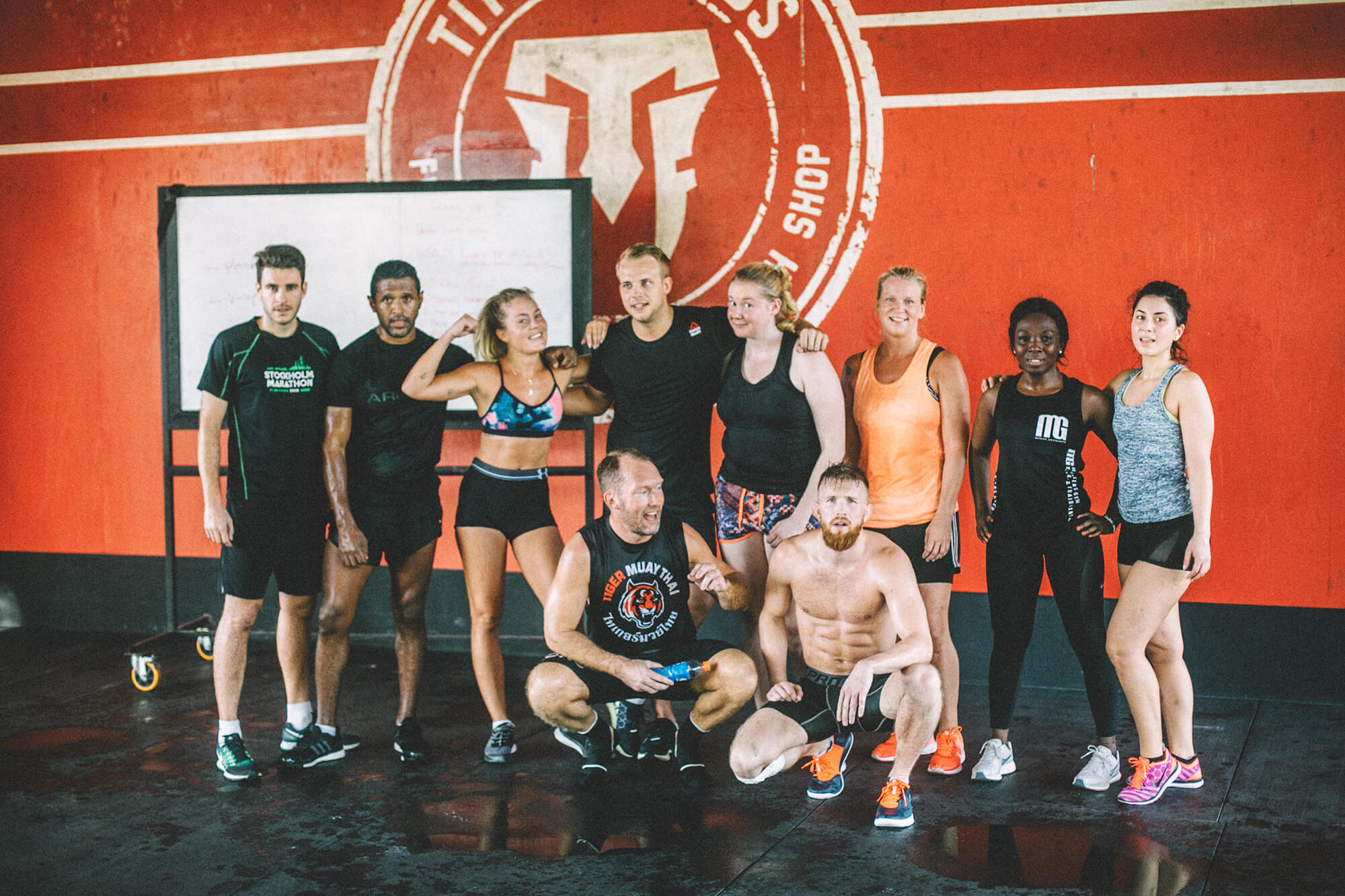 titan fitness camp