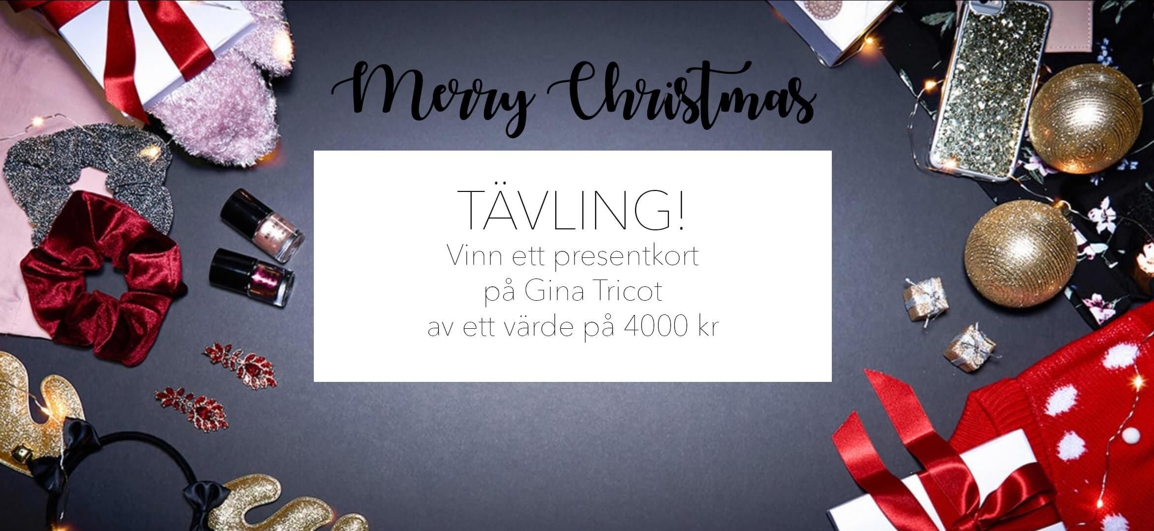 f28976384c1f Eftersom Julafton snart är här så vill jag passa på att ge någon av er  fantastiska läsare en liten julklapp ♥ Allt ni behöver göra för att  medverka i ...