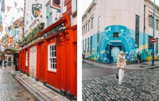 First day in Dublin